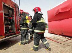 آتشنشانی دماوند