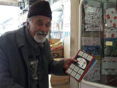 احمد نصیری، نویسنده دماوندی