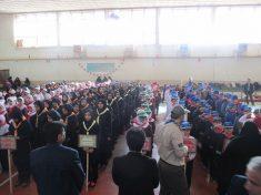 همایش یاوران انقلاب شهرستان دماوند