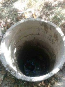 پنج حلقه چاه غیر مجاز در فیروزکوه