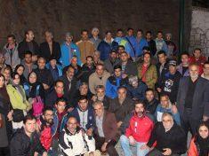 یادبود کوهنوردان مشهدی