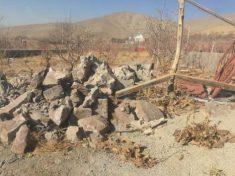 آزاد سازی اراضی ملی در شهرستان دماوند