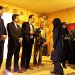 تجلیل از پذیرفته شدگان کنکور در شهرستان دماوند