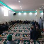 بازسازی مسجد در وردانه