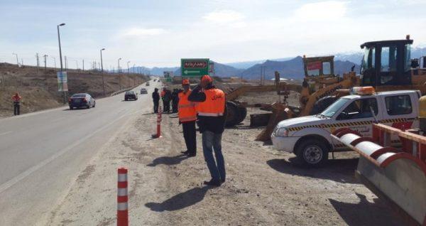 رئیس اداره راهداری و حمل و نقل جادهای شهرستانهای دماوند و فیروزکوه