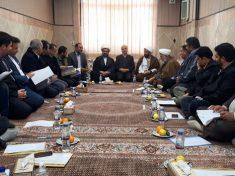 نشست شورای فرهنگ عمومی شهرستان دماوند