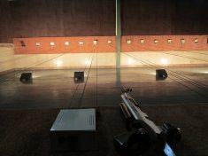 افتتاح سالن تیراندازی در شهرستان دماوند