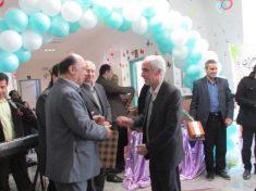 افتتاح مدرسه استثنایی