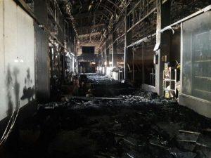 آتشسوزی بازار روز نگین دماوند (6)