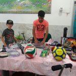 نمایشگاه دستاورد بانوان و پوشاک در رودهن